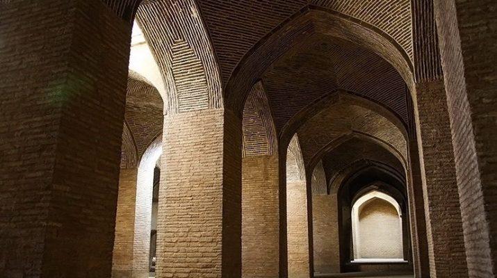 معماری ناب مسجد جامع اصفهان