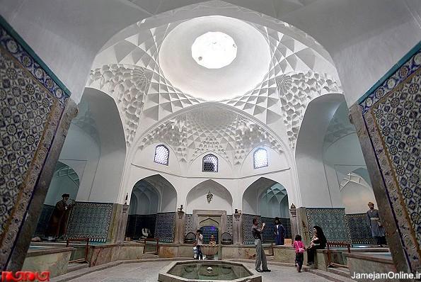 حمام گنجعلیخان کرمان