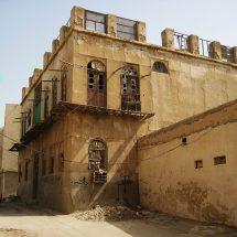 ریخت شناسی حیاط مرکزی (خانههای بوشهر)