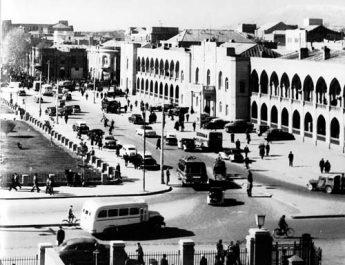 معماری تهران قدیم