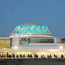 معماری مجتمع تجاری الماس شرق
