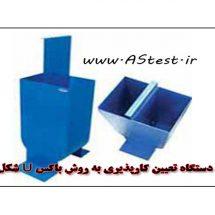 تعیین کارپذیری به روش باکس Uشکل
