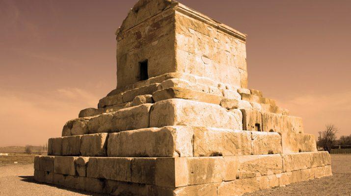 معماری دوران هخامنشیان